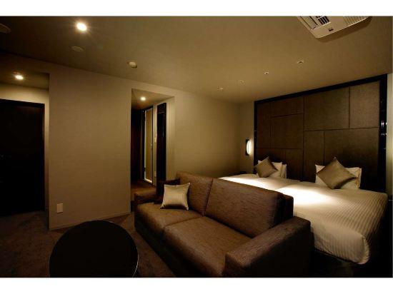 名古屋可信白河酒店(Hotel Trusty Nagoya Shirakawa)豪華房