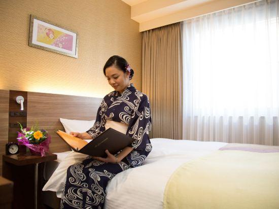 大阪心齋橋格蘭多酒店(Shinsaibashi Grand Hotel Osaka)豪華大床房
