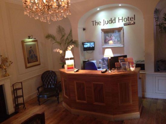倫敦賈德酒店(Judd Hotel London)公共區域