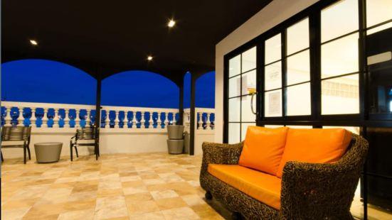 穀米宮殿紫塔酒店