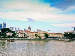 新加坡偶遇旅舍@駁船碼頭(MET A Space Pod @ Boat Quay)