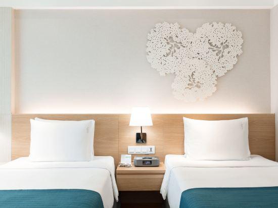 曼谷假日酒店(Holiday Inn Bangkok)行政俱樂部房