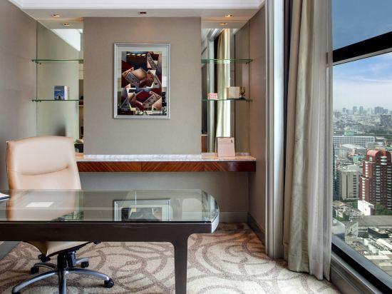 曼谷洲際酒店(InterContinental Bangkok)尊貴套房