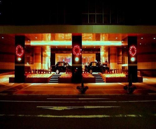福岡君悅酒店(Grand Hyatt Fukuoka)外觀