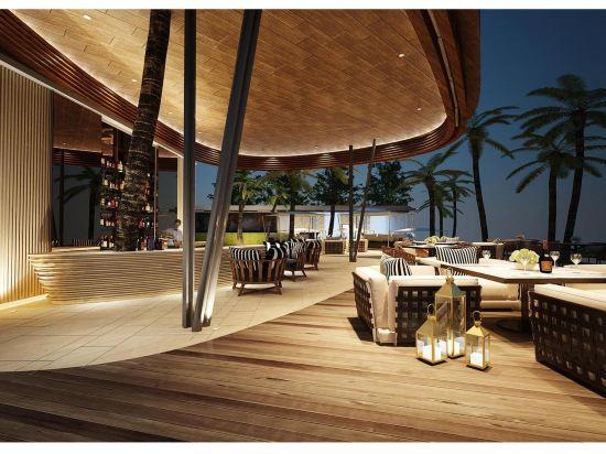 華欣萬豪水療度假村(Hua Hin Marriott Resort & Spa)酒吧