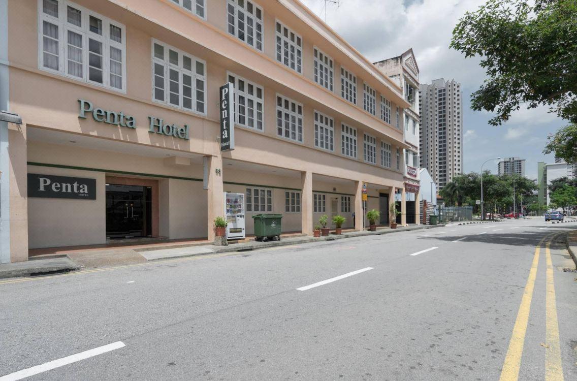 新加坡蓬塔酒店Penta Hotel Singapore