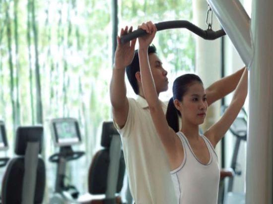 曼谷愛侶灣君悅酒店(Grand Hyatt Erawan Bangkok)健身房