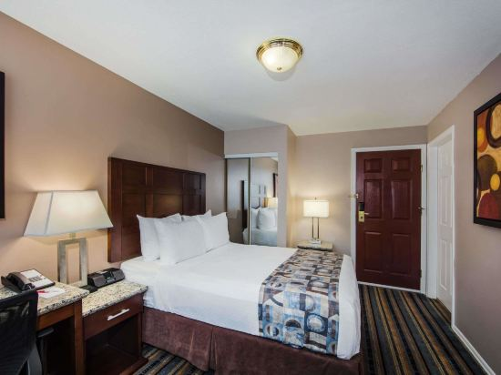 華美達温德姆華市中心酒店(Ramada Vancouver Downtown)入住時指定房型