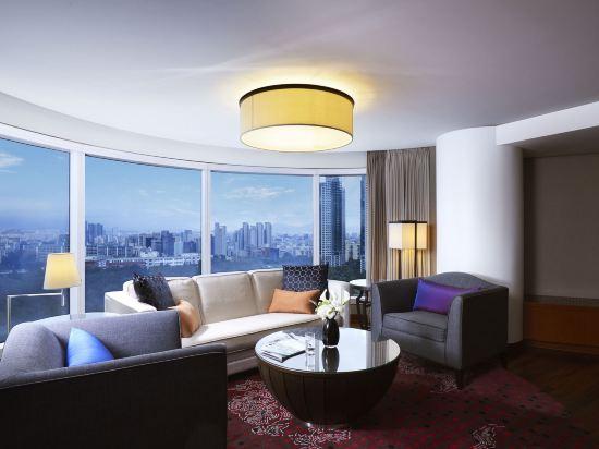 首爾世貿中心洲際酒店(InterContinental Seoul COEX)俱樂部轉角套房