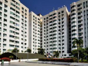 哥打京那巴魯利卡廣場服務式公寓(Likas Square Serviced Apartment)