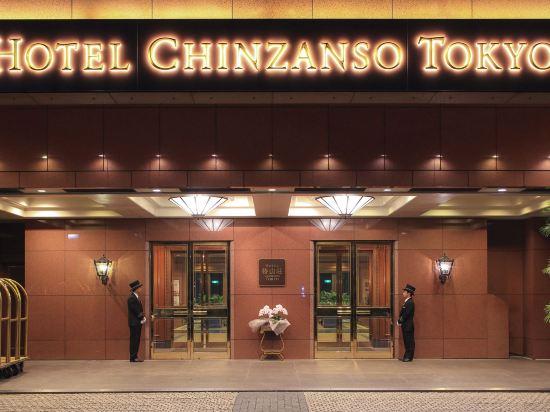 東京椿山莊大酒店(Hotel Chinzanso Tokyo)園景尊貴雙床房(帶水療)
