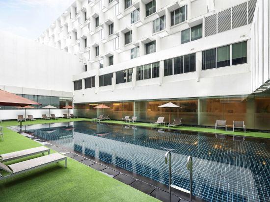 中間點曼達林大酒店(Mandarin Hotel Managed by Centre Point)健身娛樂設施