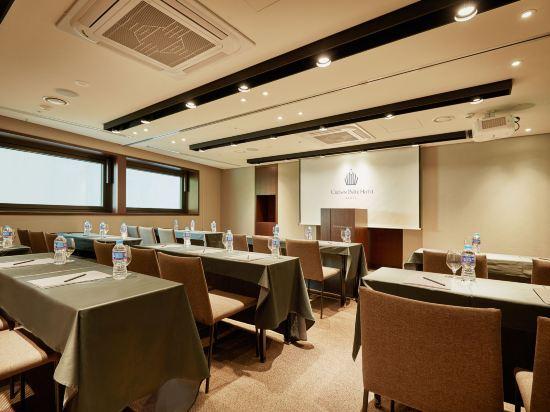 明洞皇冠公園酒店(Crown Park Hotel Seoul)會議室