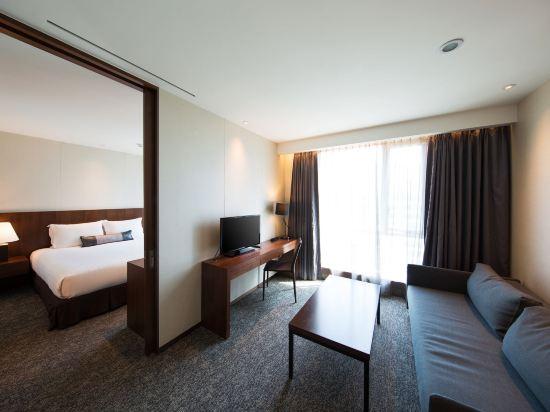 釜山索拉利亞西鐵酒店(Solaria Nishitetsu Hotel Busan)套房