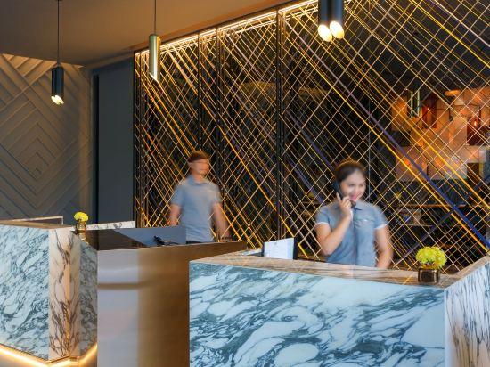 宜必思尚品曼谷素坤逸康福酒店(Ibis Styles Bangkok Sukhumvit Phra Khanong)公共區域