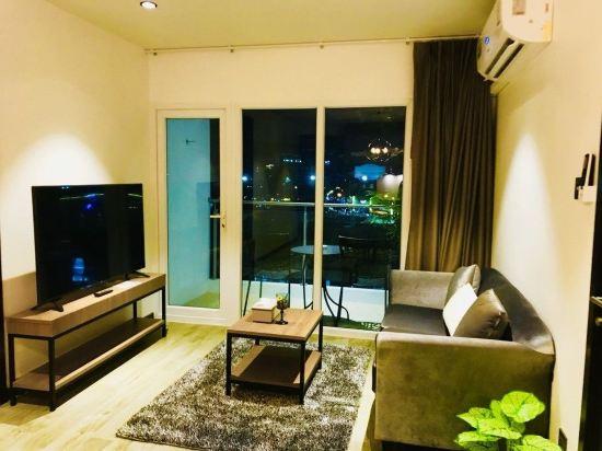芭堤雅T酒店(T Pattaya Hotel)豪華套房