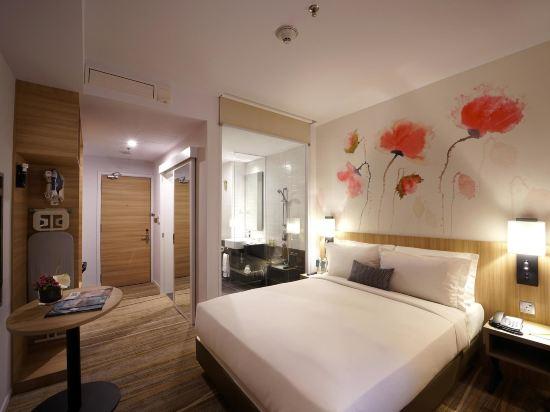吉隆坡東姑阿都拉曼南希爾頓花園酒店(Hilton Garden Inn Kuala Lumpur Jalan Tuanku Abdul Rahman South)豪華房