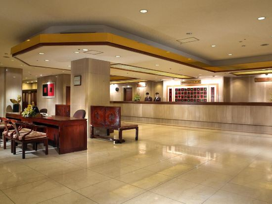 台北福華大飯店(Howard Plaza Hotel)公共區域