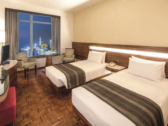 香港如心銅鑼灣海景酒店(L'hotel Causeway Bay Harbour View Hong Kong)行政客房