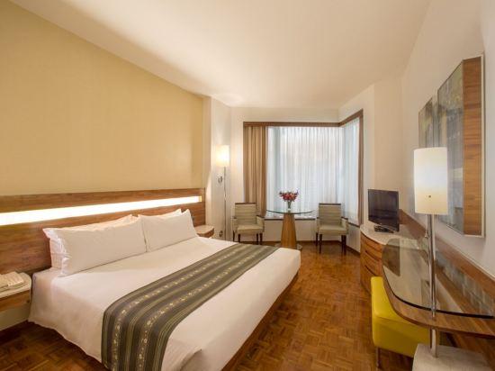 香港如心銅鑼灣海景酒店(L'hotel Causeway Bay Harbour View Hong Kong)高級房