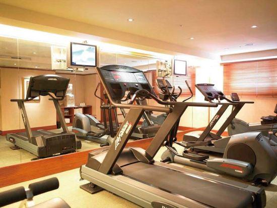 台北神旺大飯店(San Want Hotel)健身房
