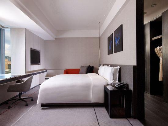 台北寒舍艾麗酒店(Humble House Taipei)首席客房大床房