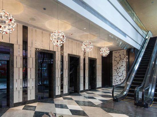 香港九龍珀麗酒店(Rosedale Hotel Kowloon)公共區域