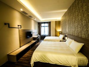 台中宇春商旅(YU CHUN HOTEL)