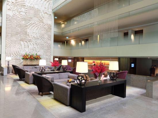 曼谷瑞士奈樂特公園酒店(Swissotel Nai Lert Park Bangkok)公共區域