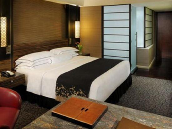 新加坡濱華大酒店(Marina Mandarin Singapore)濱海灣觀景君華會客房