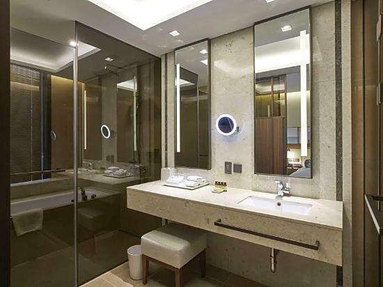首爾明洞雅樂軒酒店(Aloft Seoul Myeongdong)微風雙床套房