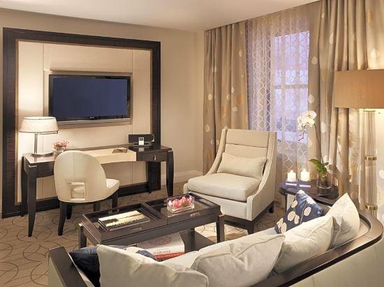 温哥華瑰麗酒店(Rosewood Hotel Georgia)豪華2張雙人床房