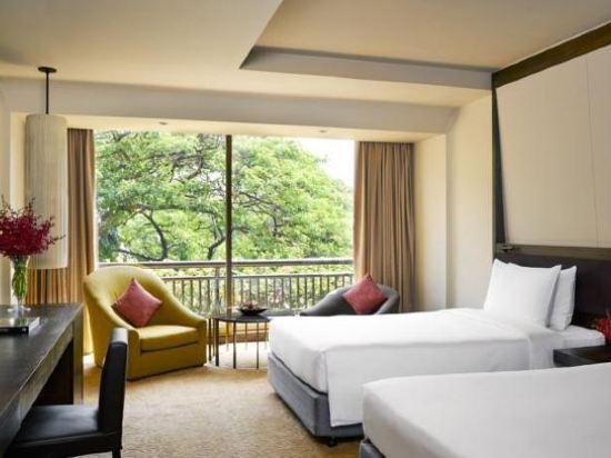 曼谷瑞士奈樂特公園酒店(Swissotel Nai Lert Park Bangkok)瑞士商務房