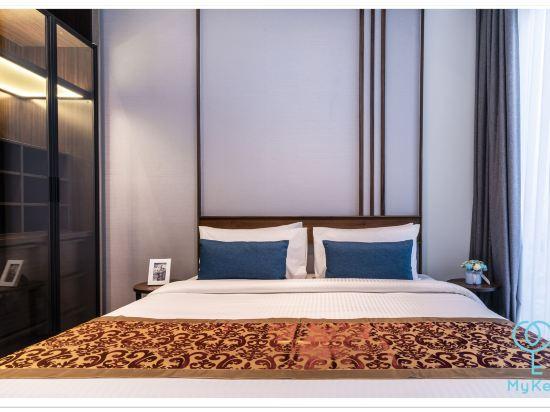 吉隆坡星匯公寓式酒店(Expressionz Professional Suites by MyKey Global)星匯複式房