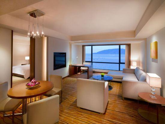 京那巴魯凱悅酒店(Hyatt Regency Kinabalu)攝政套房