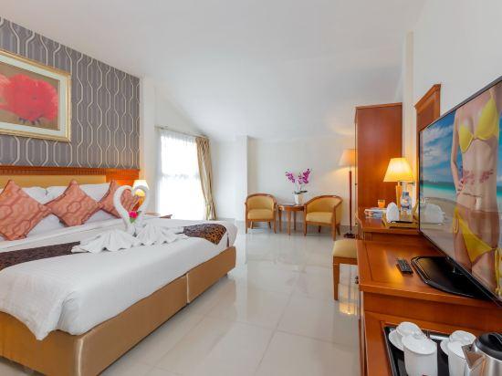 芭堤雅金色城市水療酒店(The Golden Ville Boutique Hotel & Spa Pattaya)套房