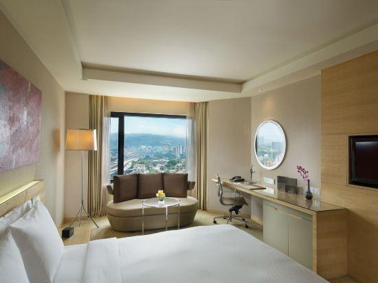 吉隆坡希爾頓逸林酒店(DoubleTree by Hilton Kuala Lumpur)豪華房