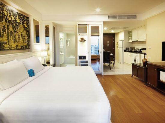 曼谷拉查丹利中心酒店(Grande Centre Point Hotel Ratchadamri Bangkok)高級豪華房