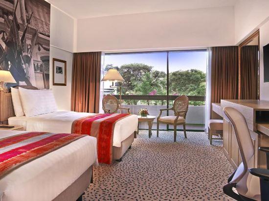 良木園酒店(Goodwood Park Hotel)豪華房梅菲爾