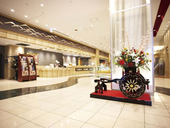 京都新阪急酒店(Hotel New Hankyu Kyoto)中型雙床間