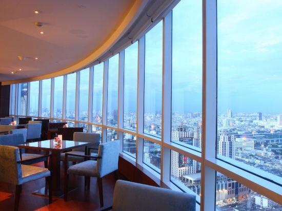 曼谷盛泰瀾中央世界商業中心酒店(Centara Grand at Centralworld)行政套房