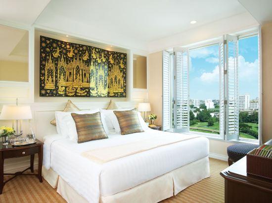 曼谷拉查丹利中心酒店(Grande Centre Point Hotel Ratchadamri Bangkok)二室行政套房
