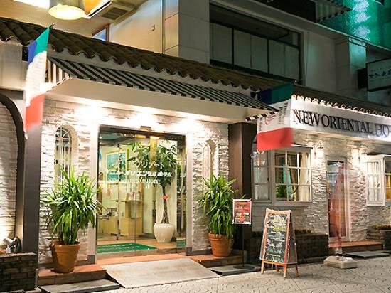 新東方胡莫度假酒店