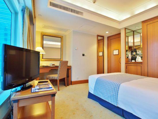 香港九龍海逸君綽酒店(Harbour Grand Kowloon)單人房