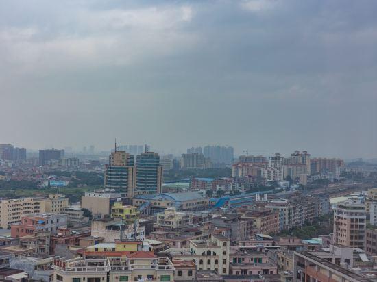 東莞星匯廣場萬楓酒店(Fairfield by Marriott Dongguan Changping)眺望遠景