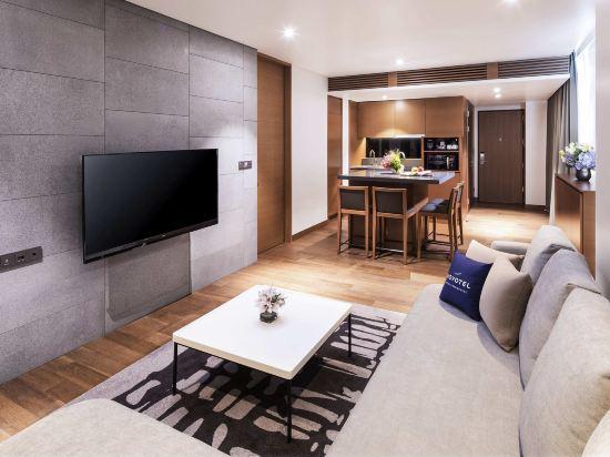 首爾東大門諾富特大使酒店(Novotel Ambassador Seoul Dongdaemun Hotels & Residences)公共區域