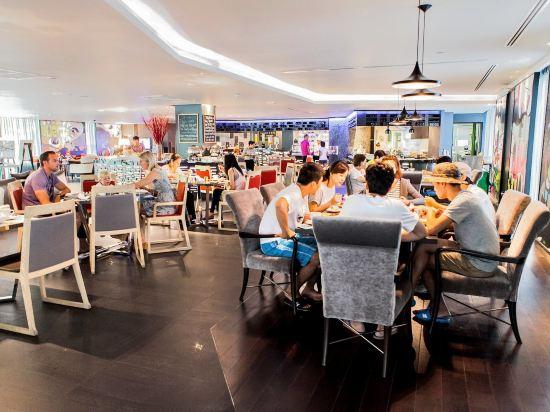 曼谷18街麗亭酒店(Park Plaza Bangkok Soi 18)餐廳