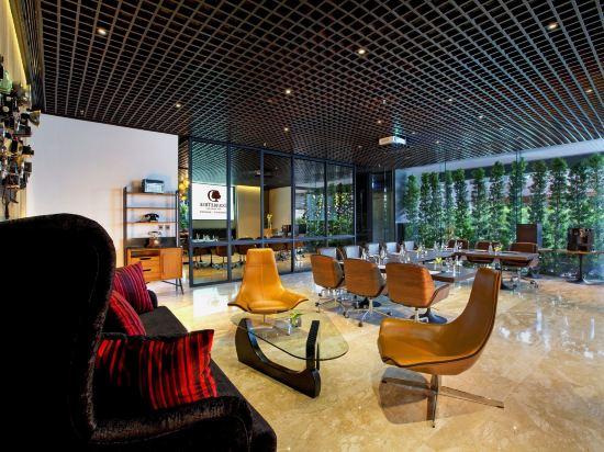 曼谷素坤逸希爾頓逸林酒店(DoubleTree by Hilton Sukhumvit Bangkok)公共區域