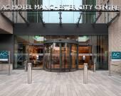 曼徹斯特市中心萬豪 AC 酒店