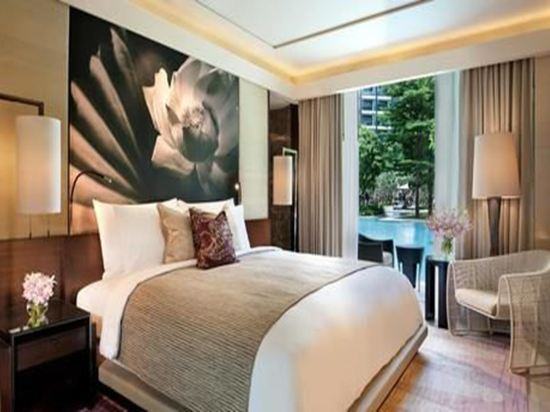 曼谷暹羅凱賓斯基飯店(Siam Kempinski Hotel Bangkok)卡瓦納房